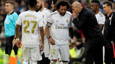 Gwiazdor Realu wyrzucony z treningu i odsunięty od składu po ostrej dyskusji z Zidane'em