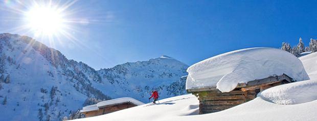 narty w austri, alpbachtal