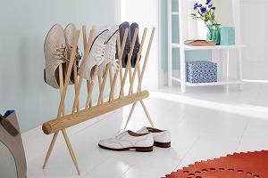 Stojak na buty - DIY