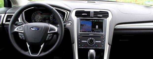 Ford Mondeo Vignale 2.0 TDCi 210 KM