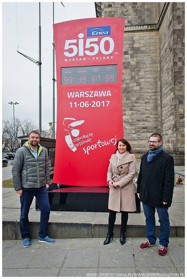 Trwa wielkie odliczanie do zawodów Enea 5150 Warsaw