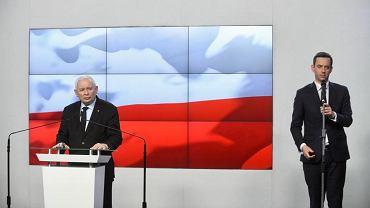 PiS i OdNowa maja umowę polityczną. Jest zaskoczenie. Chodzi o prezydenta Warszawy