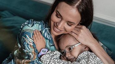 Anna Wendzikowska zorganizowała córce bajkowe urodziny