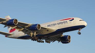 Awaryjne lądowanie na Bermudach. Powód? Płonący telefon