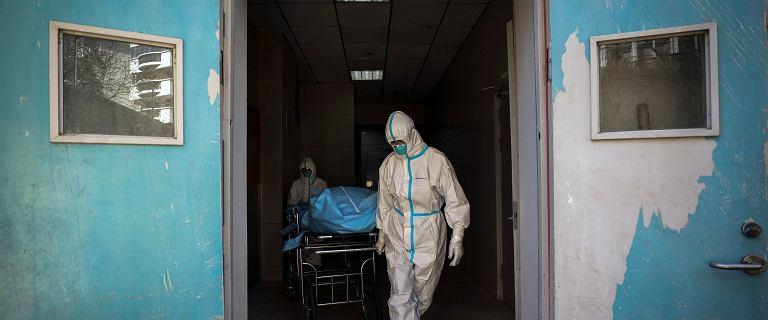 Koronawirus w Chinach. Zmarł dyrektor głównego szpitala w Wuhan