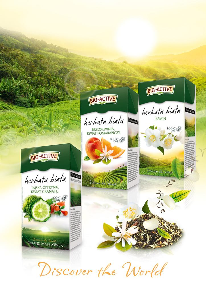 Herbaty marki Big-Active