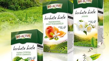Herbaty marki Big-Active