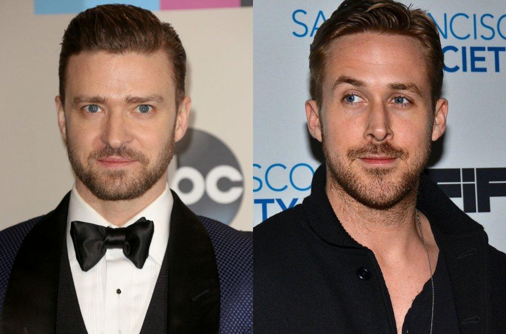 Justin Timberlake i Ryan Gosling