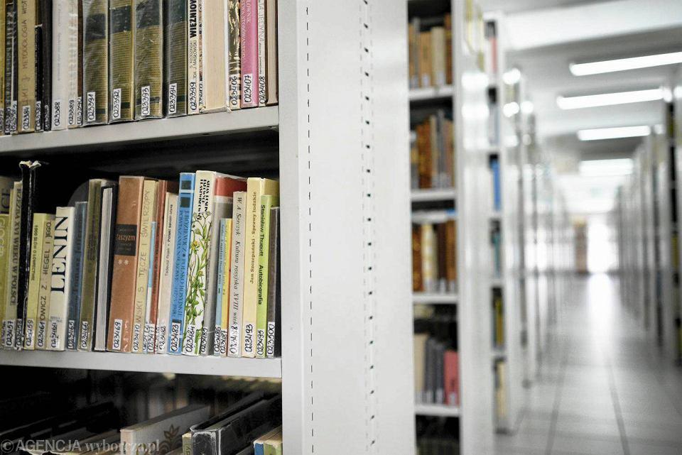 nie można dopasować biblioteki