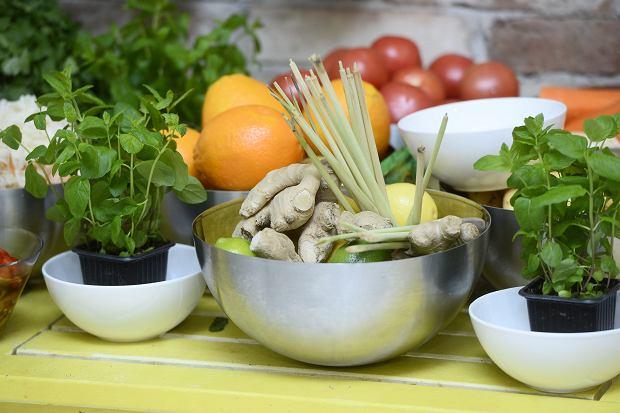 jedzenie wspomagające odporność