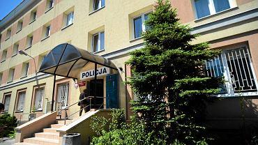 Komenda policji przy ulicy Żytniej 36
