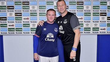 Wayne Rooney i Duncan Ferguson