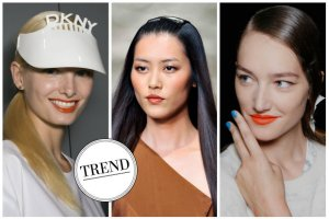 Trend: Pomarańczowe usta na 3 sposoby - który wybierasz?