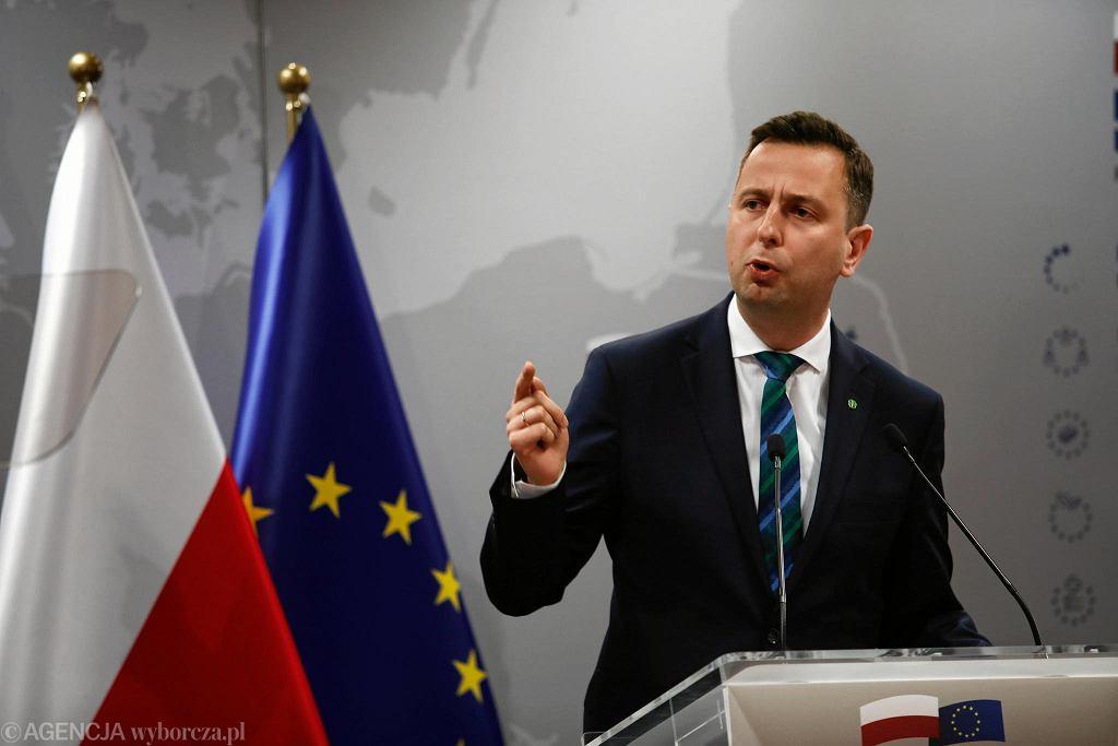 Kraków. Konwencja Koalicji Europejskiej