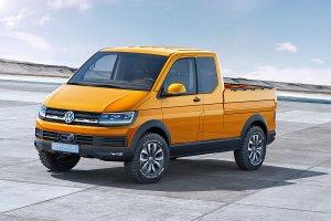 IAA Hanover 2014 | VW Tristar Concept | T6 coraz bliżej