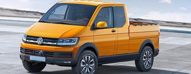 IAA Hanover 2014   VW Tristar Concept   T6 coraz bliżej