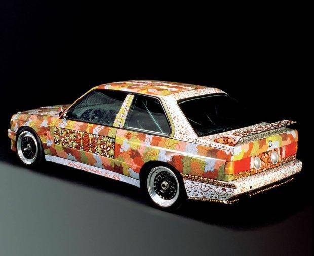 BMW M3 Art Car 07
