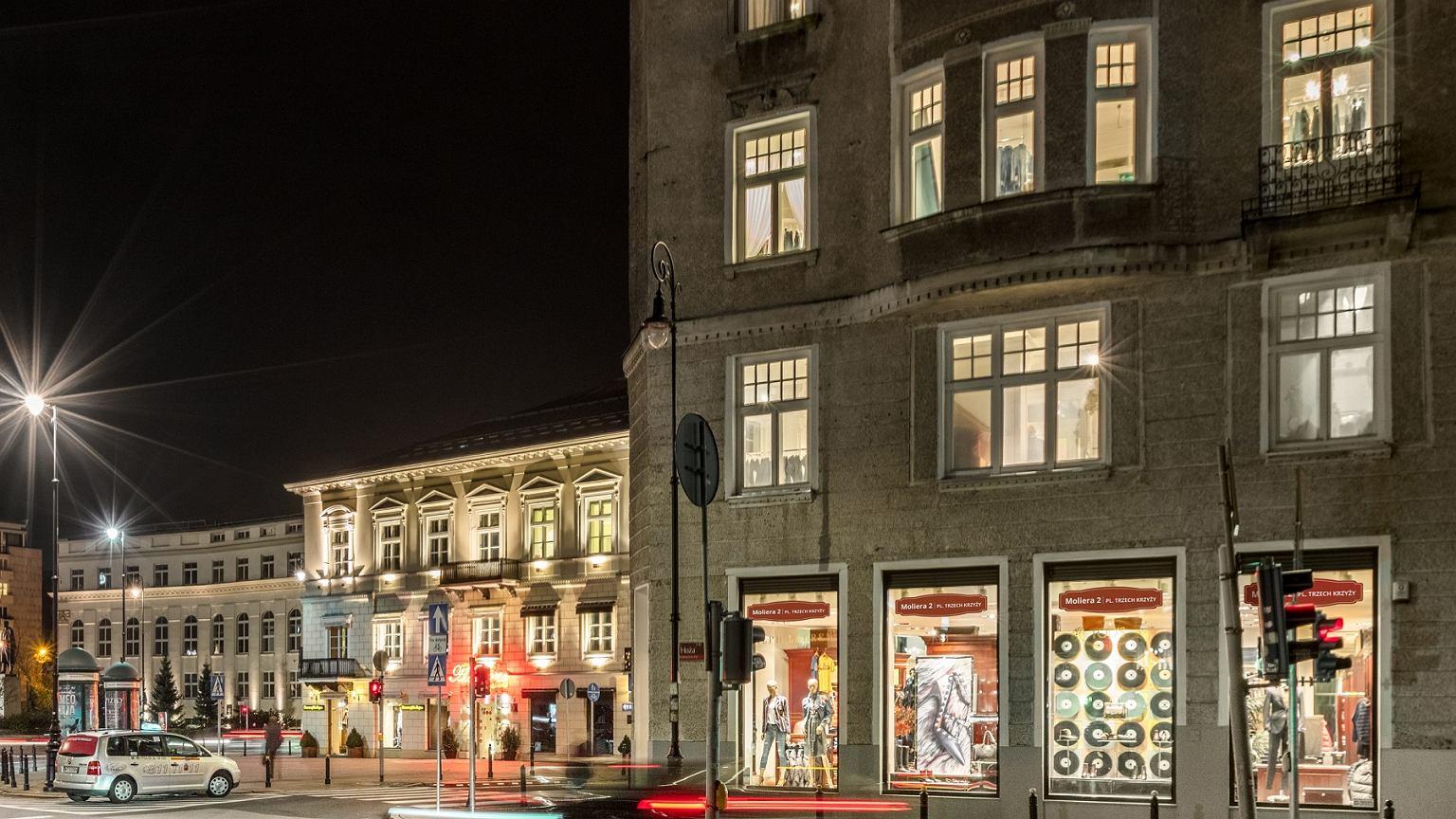 Sklep Moliera 2 Otwiera Kolejny Salon W Warszawie Moda I Trendy