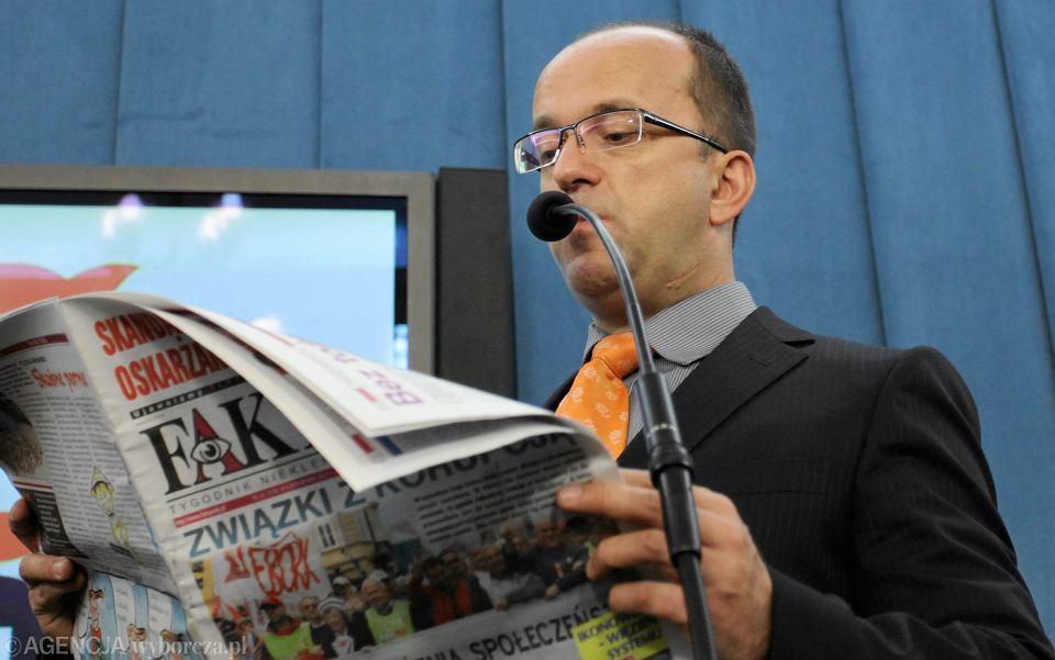 Roman Kotliński, redaktor naczelny tygodnika