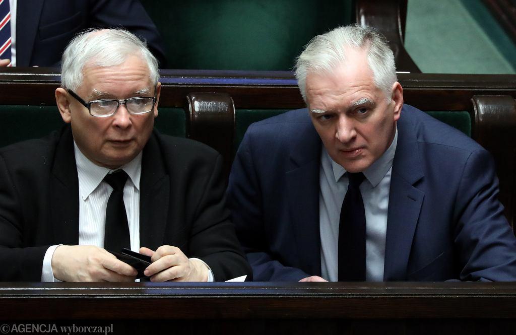 Wspólne oświadczenie Kaczyńskiego i Gowina ws. wyborów prezydenckich 2020 (zdjęcie ilustracyjne)