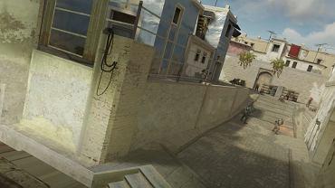 Screenshot mapy Mirage z wideo przedstawiającego nowy silnik graficzny Source 2. Źródło: YouTube