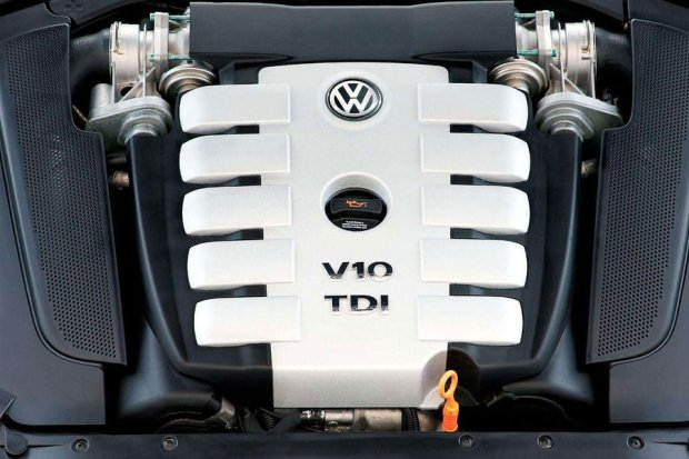 Volkswagen V10 TDI