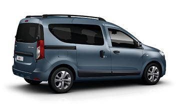 Dacia Dokker Embleme