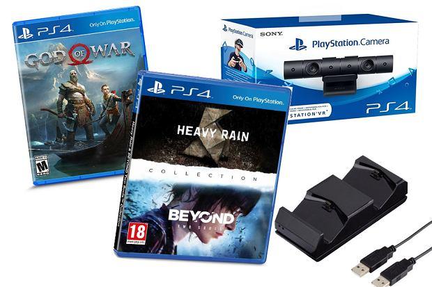 Gry i akcesoria na PlayStation
