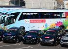 Kia przekazała flotę pojazdów na Mistrzostwa Świata w Brazylii