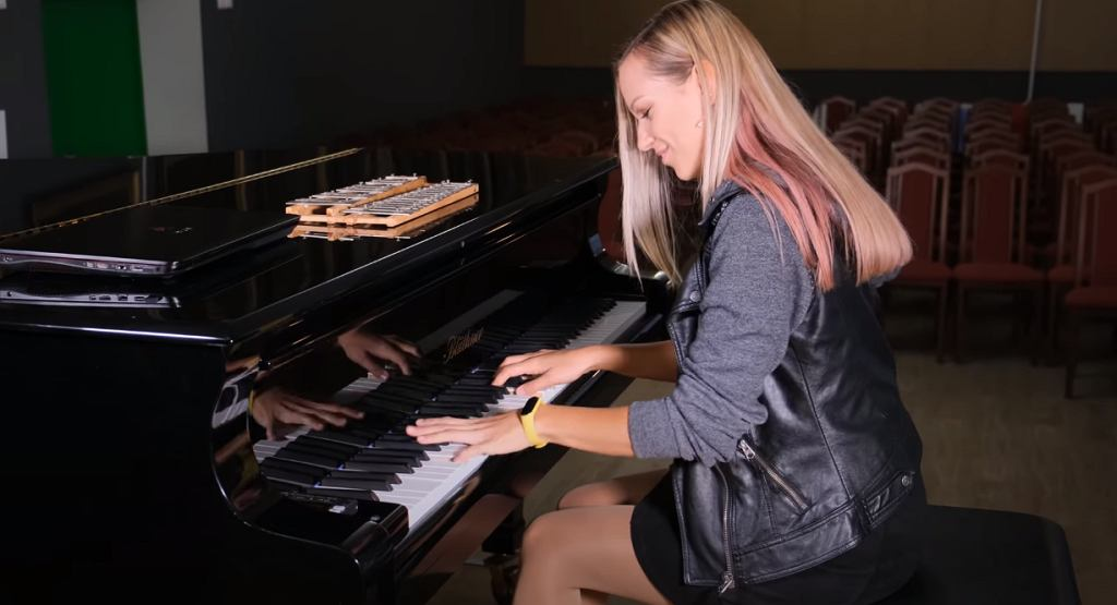 Bon Jovi - Livin' On A Prayer (Piano cover)