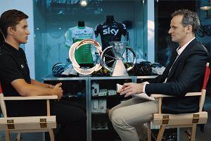 Michał Kwiatkowski w 'Wilkowicz Sam na Sam': Jeśli ktoś oszukuje przez tak długi czas jak Lance Armstrong, to dobrze, że został wyklęty ze sportu