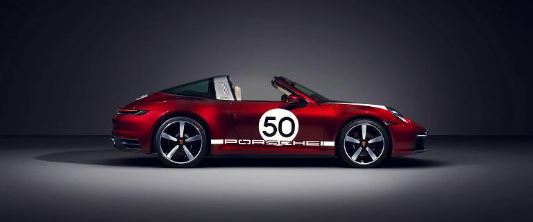 Powrót do przeszłości - nowe Porsche w starym wydaniu. 911 Targa 4S Heritage Design Edition