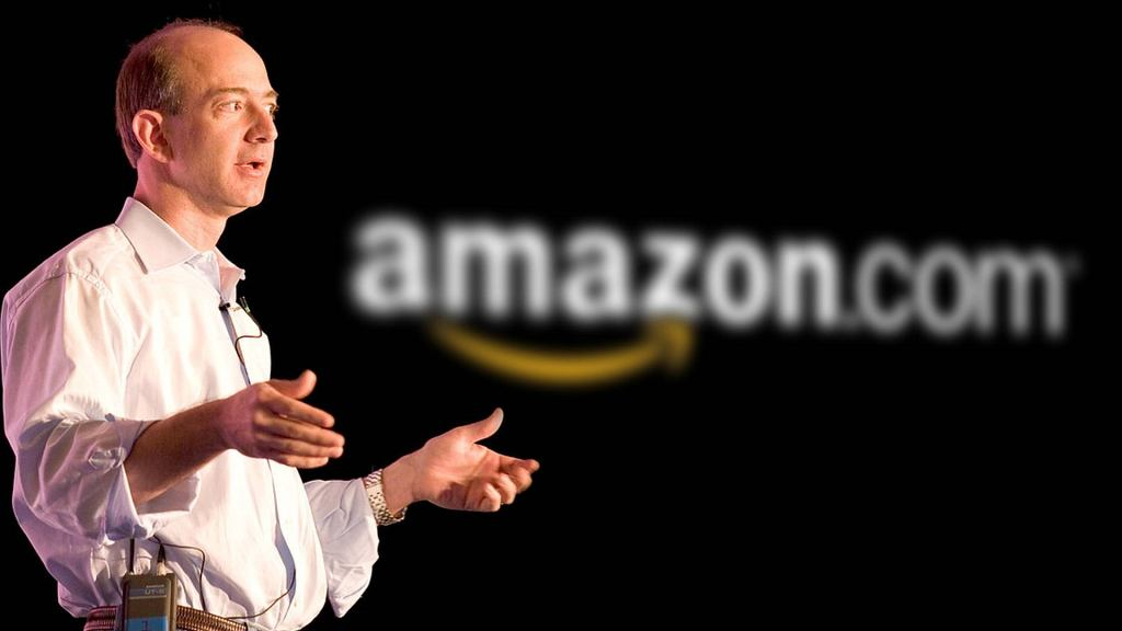 Jeff Bezos, szef Amazon