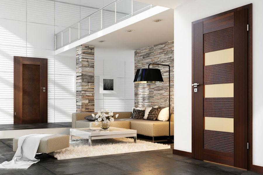 Drzwi drewniane - ponadczasowe i piękne!