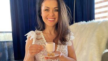 Katarzyna Cichopek ma modne klapki na wiosnę