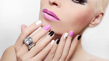 Jak stylizować zaokrąglone paznokcie