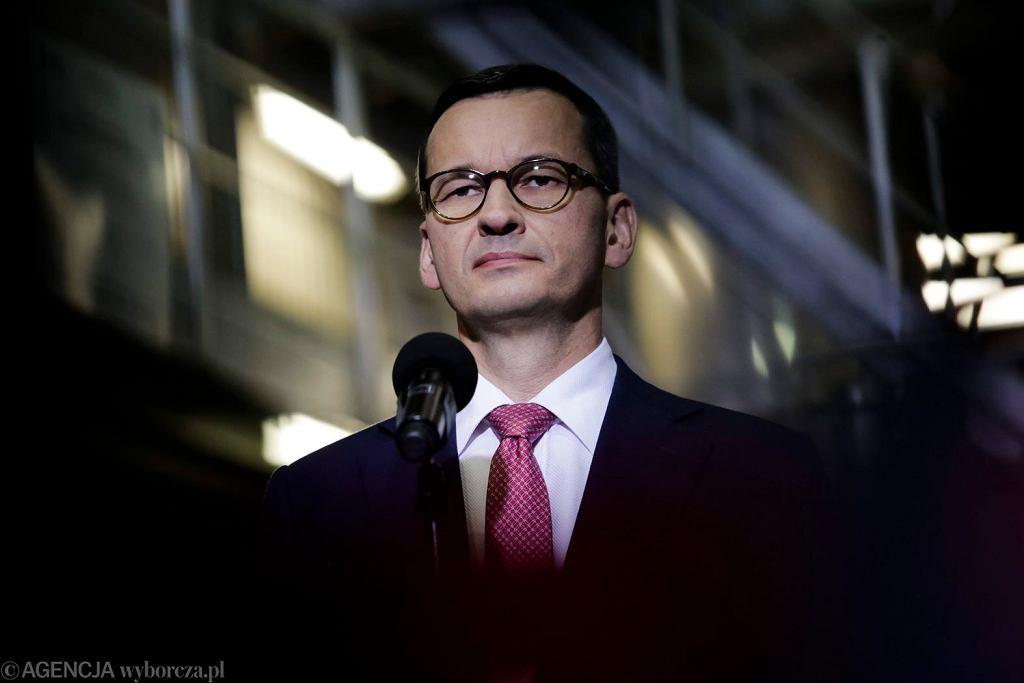 Sąd oddalił pozew w trybie wyborczym przeciwko Mateuszowi Morawieckiemu