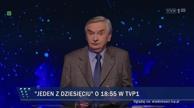'Jeden z dziesięciu' TVP