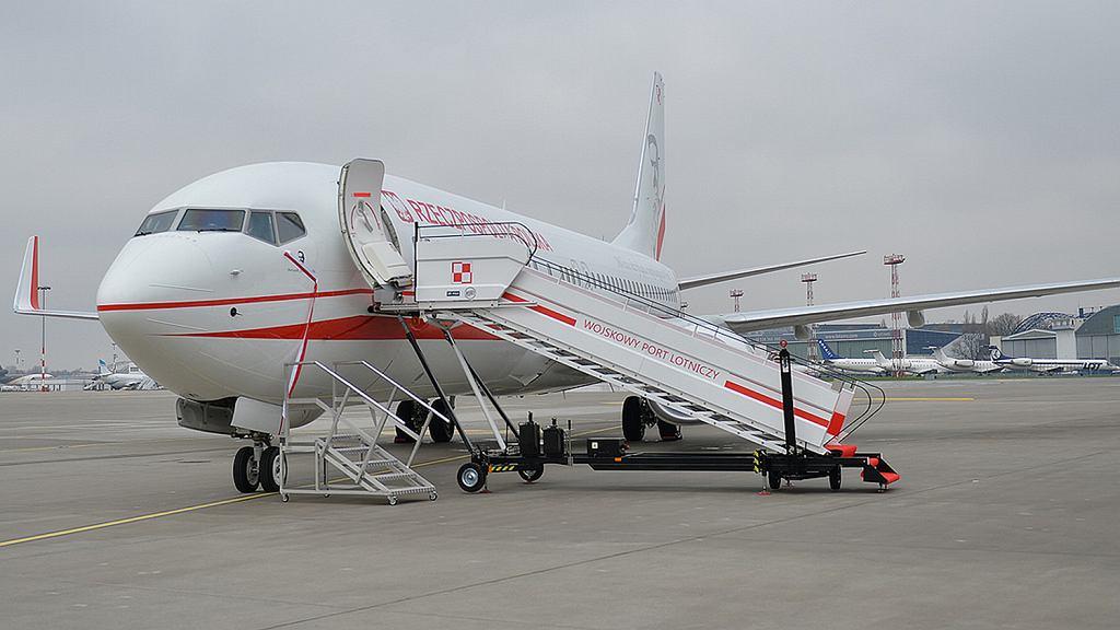 MON finansuje też zakup floty samolotów do przewożenia polityków