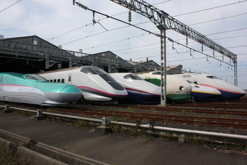 Tokaido Sanyou Shinkansen