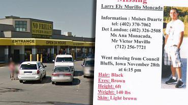 Zaginięcie Larry'ego Ely Murillo-Moncady
