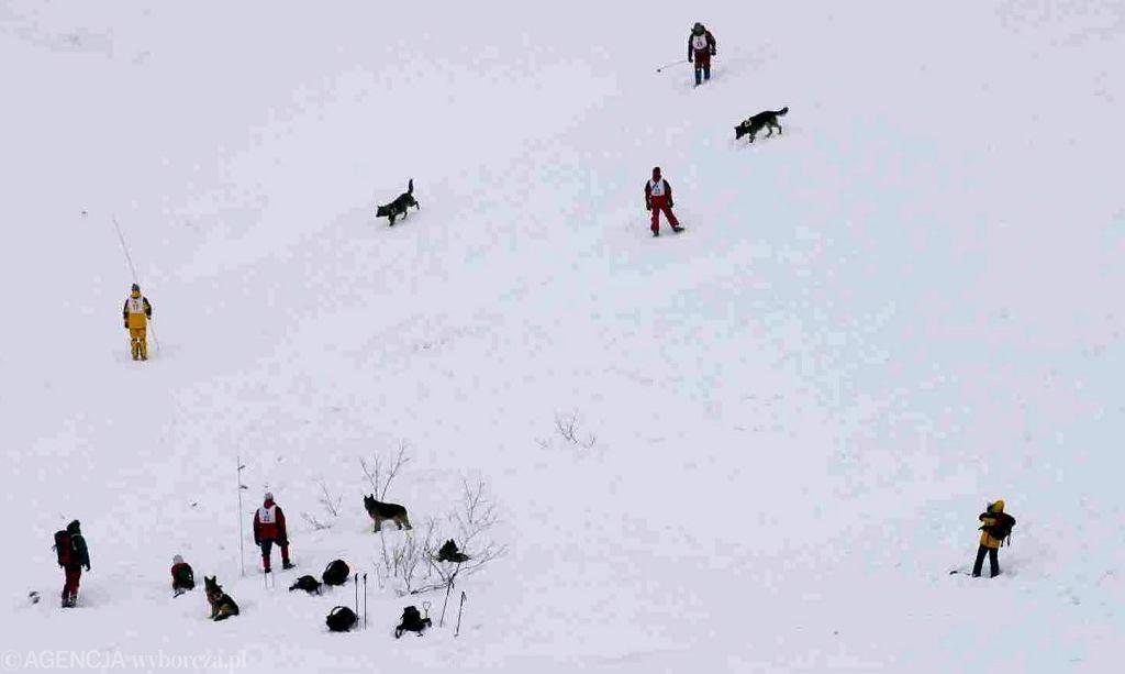 Akcja ratunkowa, zdjęcie ilustracyjne