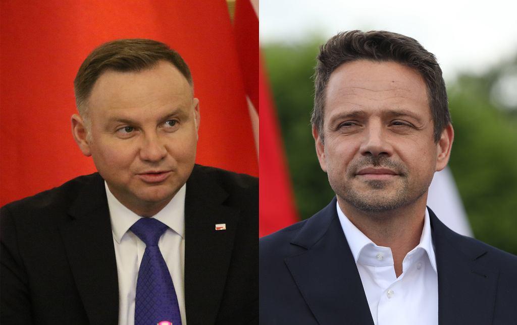 Co w kampanii wyborczej 2020 mówią o kulturze Andrzej Duda i Rafał Trzaskowski