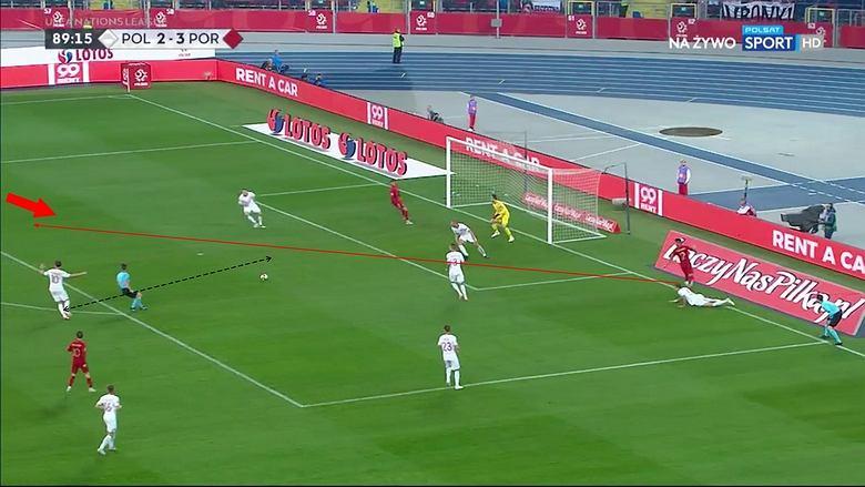Polska- Portugalia, Screen TVP