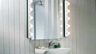 Metropol proj. Alexa Dreyera to aluminiowa lampa punktowa, dostępna też w wersji pojedynczej, ok. 295 zł,  IKEA