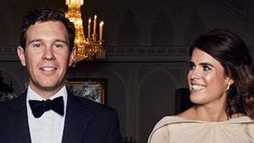 Ślub księżniczki Eugenii i Jacka Brooksbanka