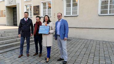 Violetta Porowska, kandydatka Zjednoczonej Prawicy na prezydenta Opola, proponuje powiększenie budżetu rad dzielnic.