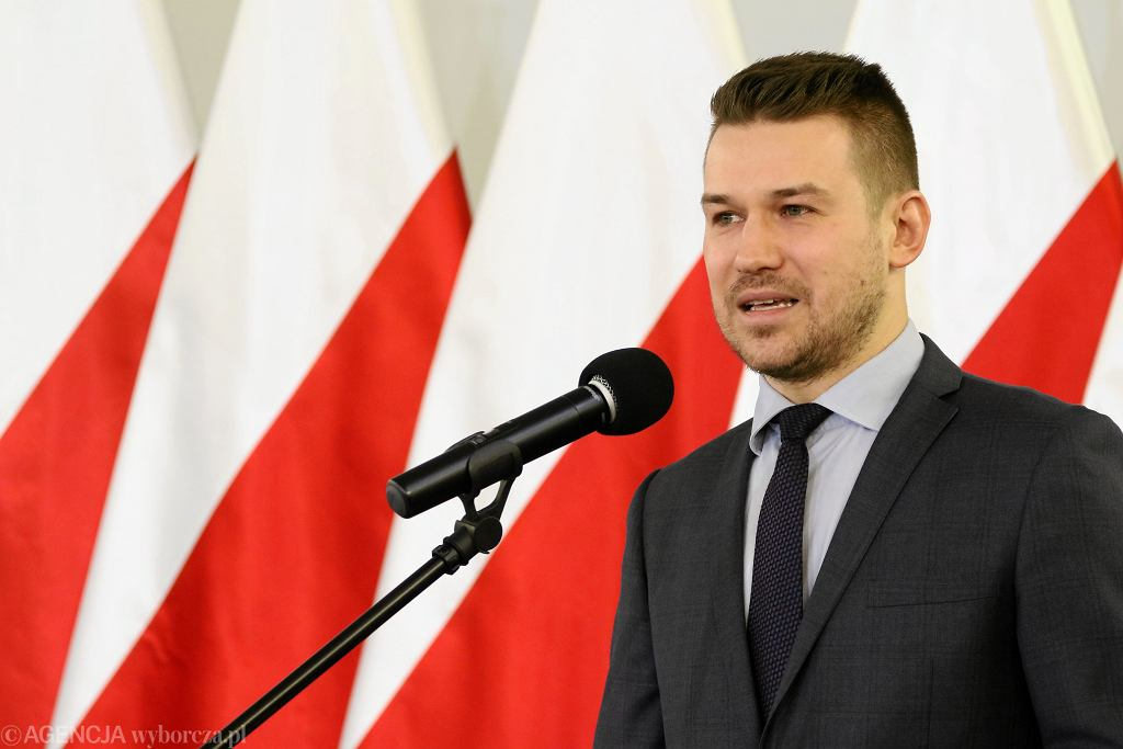 BUroczystosci z okazji 100 - lecia Sejmu Ustawodawczego w Warszawie