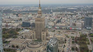 +Budowa kompleksu budynkw Varso w Warszawie