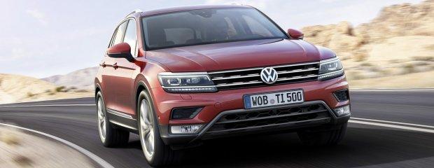 Salon Frankfurt 2015 | Volkswagen Tiguan | Długo wyczekiwana premiera
